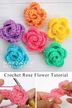 Crochet Bows, Knit Crochet, Blanket Crochet, Crochet Appliques, Crochet Stars, Crochet Buttons, Knitted Flowers Free, Knitting Patterns, Crochet Patterns