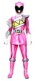 Seal is dating de Pink Power Ranger