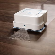 For a cleaning robot that's on a more affordable end of the spectrum, you can't beat the Braava ($199). Launched this past March, Roomba's first mopping robot works with wet, damp, and dry cleaning pads to tackle different floor areas. (Think of it as an automated, more supercharged version of the Swiffer WetJet.) It was designed with a square shape so that it can mop corners and expertly navigate around small spaces like the toilet, and the vibrating cleaning head helps to loosen dirt and…