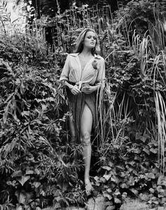Philippe Halsman, Swiss actress Ursula Andress, 1966