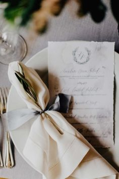 Elegant Wedding by Addison Jones Photography and A Charming Fete
