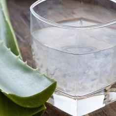 Cómo hacer jugo de aloe vera