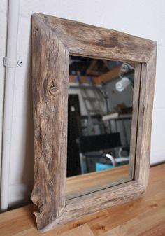 salvaged wood frames  #LiquidGoldSalvagedWood