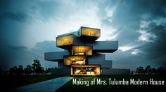 Exterior Design, Best Modern House Hall Designs Maisonidee Architecture Design Building Plan With Sample Exterior Photo Gallery What New Architecture: Modern Houses Images Plans For Small Building Design Cantilever Architecture, Architecture Résidentielle, Amazing Architecture, Contemporary Architecture, Futuristic Architecture, Futuristic Interior, Architecture Graphics, Futuristic Furniture, Chinese Architecture