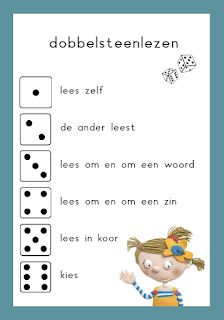 Dobbelsteenlezen Becoming A Teacher, Letter Activities, Alphabet Worksheets, Home Schooling, Summer School, Games For Kids, Spelling, Homeschool, Classroom