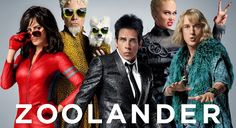 Drowned World: Zoolander Nº2 (2016) - Review