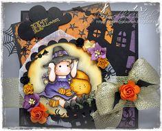 Cards made by Chantal: oktober 2013