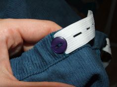 STARASHAN: how to - put in an adjustable waistband
