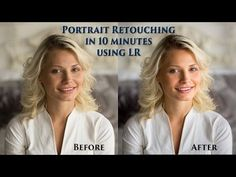 In this tutorial Darlene from Digital Photo Mentor shows you how to retouch a portrait in Lightroom in less than 10 minutes. If you want more information on ...