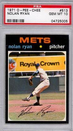 8 Best Nolan Ryan Baseball Cards Images In 2016 Nolan Ryan