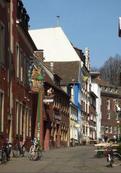 In der Kreuzstraße, Münster - Foto: S. Hopp