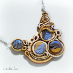 POLYMER CLAY SOUTACHE | POLYMER CLAY CREATIONS UPDATE