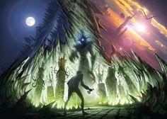 H.P. Lovecrafts Silver Key by bergamind.deviantart.com on @deviantART