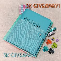 I'm so HONORED and happy to be closing in on 3K followers! And THAT calls for a celebration!   Win this BRAND NEW Kikki K LARGE VÄNSKAP Cat Planner with some extra goodies thrown in!  ________________________________________   THE RULES  .  Follow this account!  Comment on this post below!  Tag TWO friends!   REPOST this original photo on Instagram with the hashtag #tsl3kaway!  WORLDWIDE entries accepted!   All PRIVATE accounts must be public when the giveaway ends - no exceptions!  One…