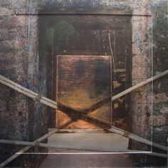 Dorothy Simpson Krause, Barrier, Photography & Mixed Media, 2005.