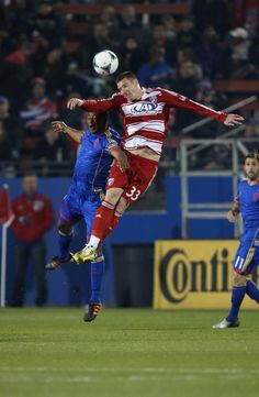 Kenny Cooper made his debut return with FC Dallas at the home opener on March 2