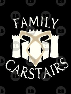 'family carstairs' Art Print by FandomsShirtsPH Inc Cassie Clare, The Mortal Instruments, Large Prints, Art Print, Thing 1, Books, Hunters, Libros, Book