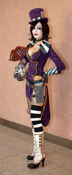 Cosplay, Mad Moxxi, Moxxi, Borderlands, Borderlands 2