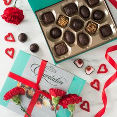 February is the month of Love! Show them how much you care with our Chocolatier Premium!