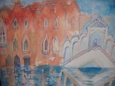 Fantasy bridge inspired by Venice for Odessa