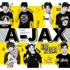 A-JAX 2nd Mini Album- Insane. SOOO in love <3