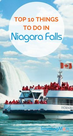 Things to do in Niagara Falls and some pretty cool information you might not know about the area. Niagara Falls Vacation, Visiting Niagara Falls, Niagara Falls Ny, Niagara Falls Things To Do, Canada Travel, Travel Usa, Canada Trip, Buffy, Ottawa