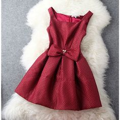 Cool! Elegant BowKnot Slim Rhinestone Dress Party Dress  just $84 from ByGoods.com! I can't wait to get it!