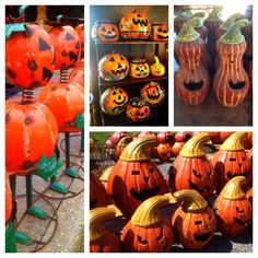 Fall is always in season at the Pottery shop.