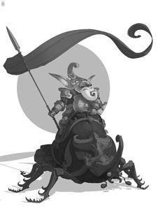 ArtStation - Goblins , Alexander Trufanov