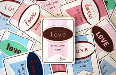 75 Valentine's Day free printables for tags, subway arts, parties, cards, coupons and games that are going to make your loved one feel special and wanted.