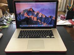 "Apple MacBook Pro A1286 15.4"" Laptop - MC372LL/A (April 2010)"