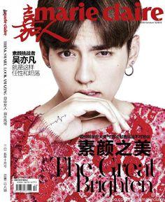 Wu Yi Fan   Marie Claire China October 2015