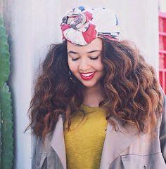 Headwrap foulard