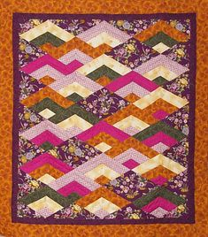 Jewels of the Orient BOM Series  by Barbara Chojnacki; The Quilt Pattern Magazine, March 2014 to June 2015; #TQPM