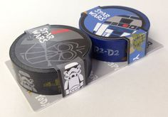 Star Wars Washi Paper Tape Japan limited Masking Decorate Lucas movie R2 Vader