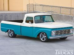 1964 Ford F100 Front