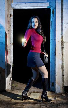 Valerie Perez as Paula Peril