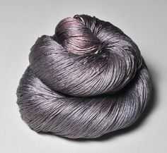 Vicious habits OOAK - Silk Lace Yarn