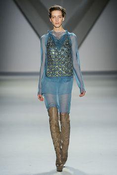 Vera Wang »  Fall 2012 RTW »