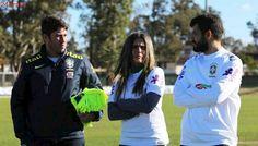 FIM DE CONTRATO: Emily Lima não é mais técnica da seleção feminina de futebol