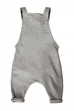 Gray Label Salopette Jumpsuit - Grey Melange