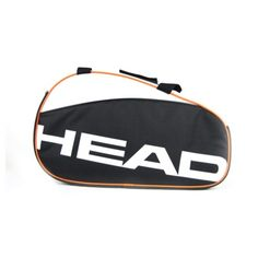 Paletero de Padel Head Pro Bag. Color: negro, 100% poliéster compartimentos para palas, accesorios, textil y calzado asas ajustables, sistema de correas de quita y pon materiales reforzados para máxima resistencia. http://www.winpadel.com/complementos-de-padel/paletero-de-padel-head-pro-bag