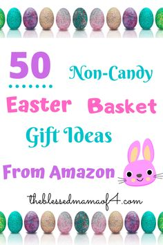 Great Easter gift ideas for kids! Shop amazing gift ideas from amazon to fill your kids Easter basket and have them delivered directly to your door. #easter #easterbasketgiftideasforkids #easterbasketgifts #giftsforkids