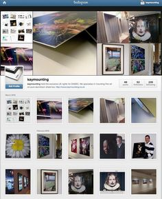 Why don't you join us on Instagram too?  https://instagram.com/kaymounting/