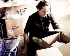 'Green Nursery Profile: Meagan' on the TGN Lifestyle Blog.