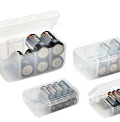 container store, battery storage, battery organizing, neat method, home organizing