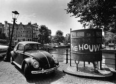 Amsterdam, next to a toilet