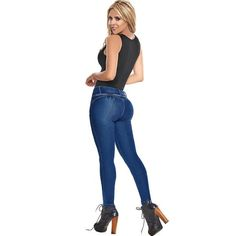 60def1c9719 Laty Rose 2016 Butt Lift Jeans