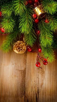Wallpaper iPhone new year Days Before Christmas, Christmas And New Year, Christmas Holidays, Christmas Wreaths, Merry Christmas, Christmas Decorations, Christmas Ornaments, Holiday Decor, Christmas Ideas