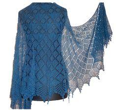 Ravelry: Gold Dust Gypsy pattern by Kristi Holaas Lace Shawls, Knit Shawls, Knitted Scarves, Wedding Shawl, Wrap Pattern, Stevie Nicks, Crochet Clothes, Ravelry, Needlework